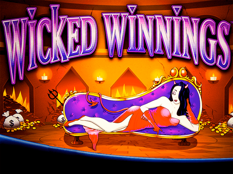 Wicked Winnings Slots Machine