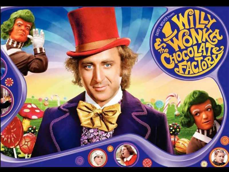 Willy Wonka Slots