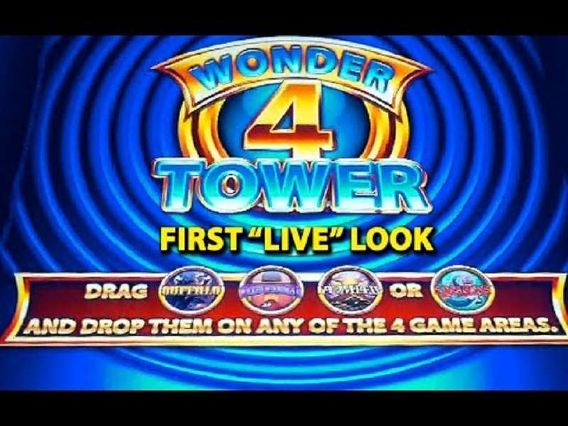 Wonder 4 Slots Machine