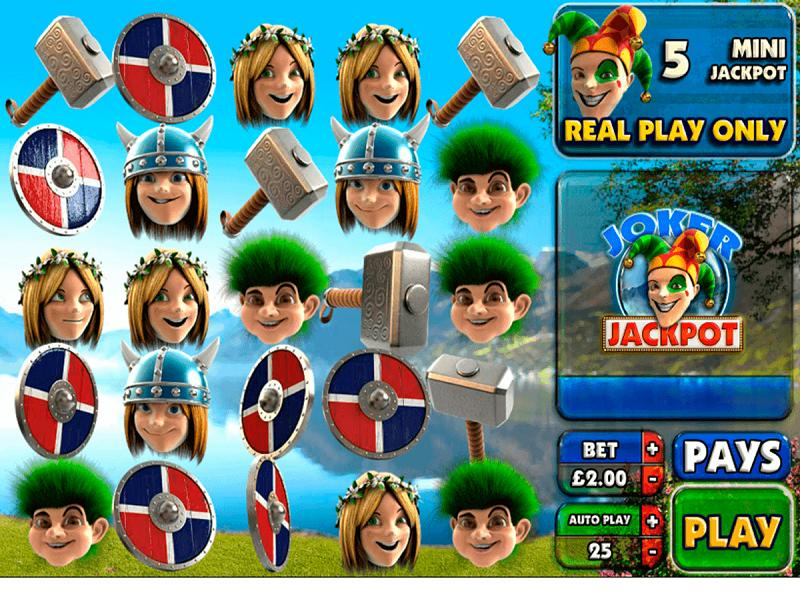 Joker Jackpot Slot