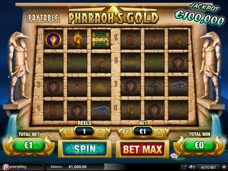 Pharaoh's Gold Slot